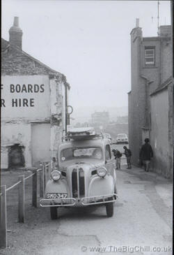 Newquay in the 60's